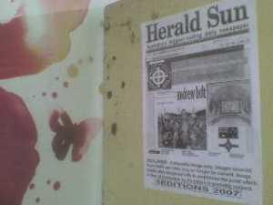 The Herald Scum ...